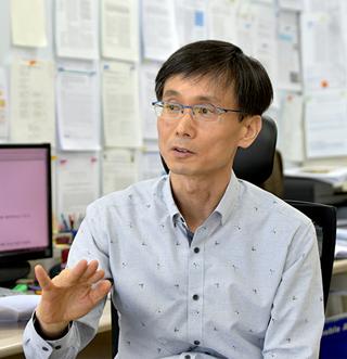 이원진 교수 사진