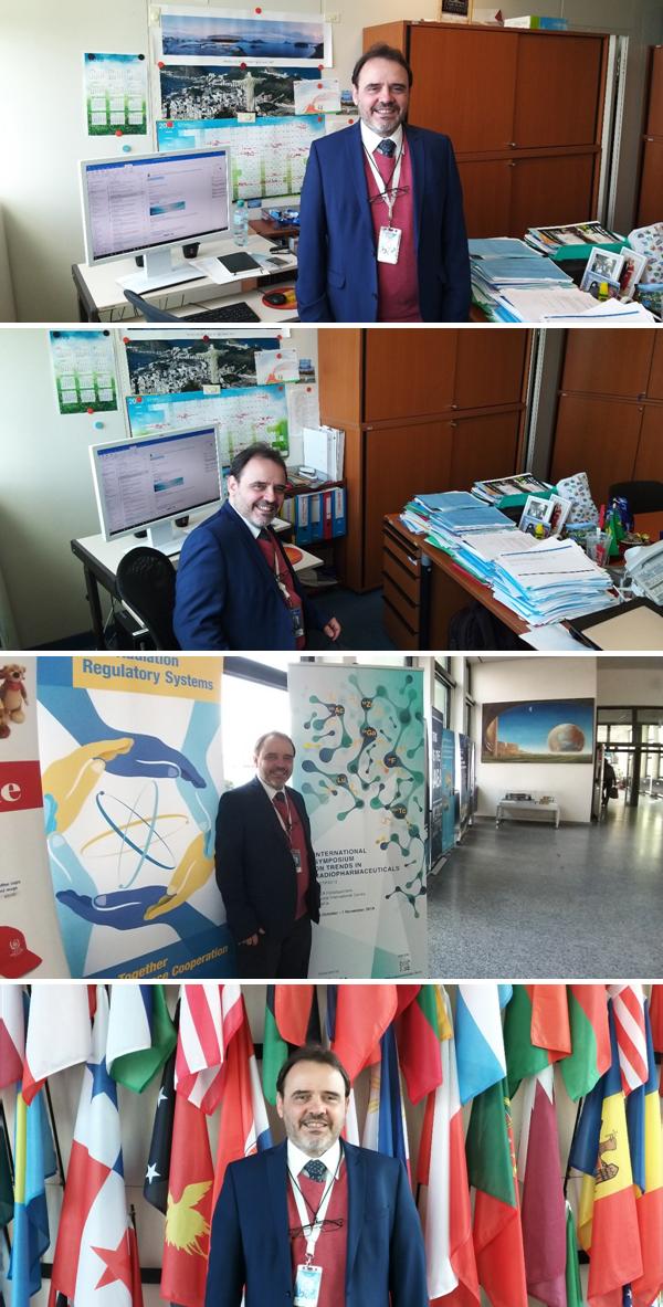 at IAEA